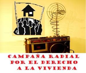 campaña radial derecho a la vivienda