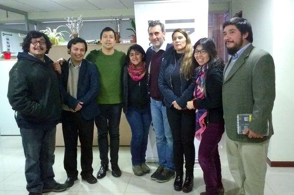 Restricciones para informar denuncian comunicadores mapuche a relator CIDH
