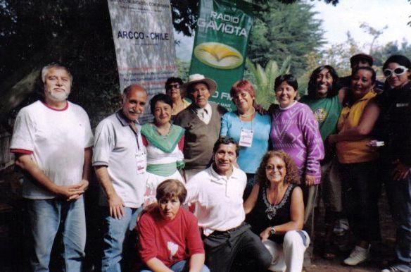 Desde el otro Chile Haciendo Caminos de Comunicación